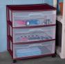 Walmart: Sterilite Wide 3 Drawer Cart For $14.97 + Free Store Pickup!!