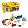 LEGO Classic Medium Creative Brick Box creative building Toy (484 Pieces)