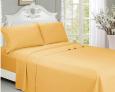 Price drop!! 6-Piece Brushed Bed sheet set King ONLY: $18.99 + FREE pickup!!